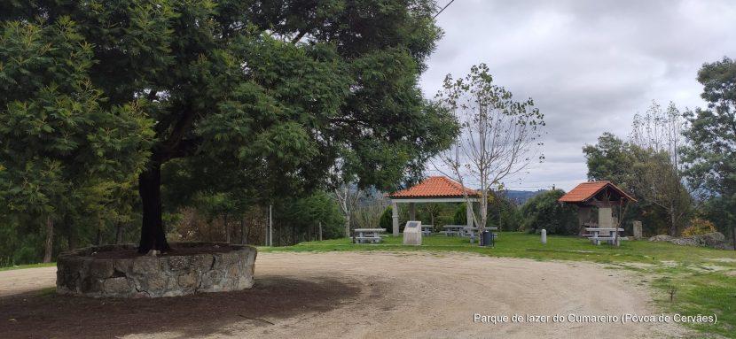 Parque de lazer do Cumareiro (Póvoa de Cervães)